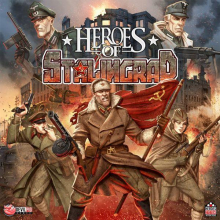 Heroes of Stalingrad by IELLO