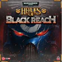 Heroes of Black Reach by IELLO