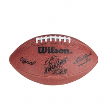 Super Bowl XXI Game Football - New York Giants by Wilson