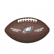 NFL Team Logo Composite Football - Official, Philadelphia Eagles by Wilson