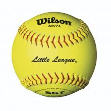 Little League Softballs by Wilson