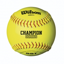 NFHS Polycore Softballs by Wilson