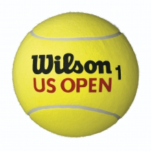 "US Open Jumbo Yellow 9"" Tennis Ball by Wilson"