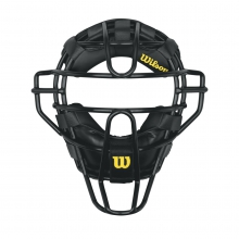 Dyna-Lite Steel Umpire Mask - Synthetic by Wilson