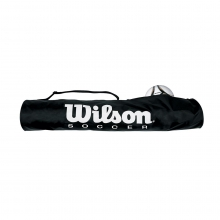 Soccer Tube Bag - Black by Wilson