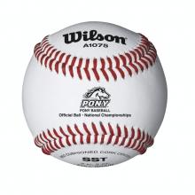 Pony League SST Baseballs by Wilson