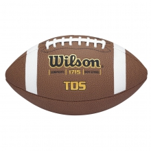 TDS Composite Football - Official Size by Wilson