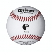 USSSA Raised Seam Baseballs by Wilson