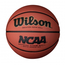"NCAA Game Basketball (29.5"") by Wilson in Ames Ia"