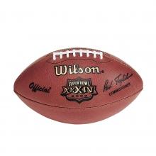 Super Bowl XXXIV Game Football - St. Louis Rams by Wilson