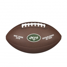 NFL Team Logo Composite Football - Official, New York Jets by Wilson
