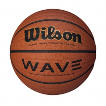 "Wave Performance Composite Basketball (29.5"") by Wilson"