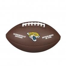 NFL Team Logo Composite Football - Official, Jacksonville Jaguars by Wilson