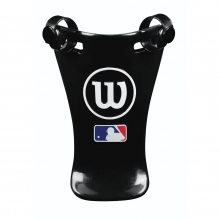 """Throat Protector Black, 6"""" by Wilson"""
