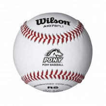 Pony League Raised Seam Baseballs by Wilson