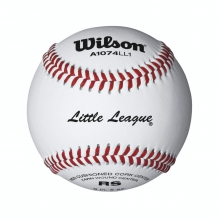Little League Raised Seam Baseballs by Wilson