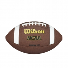 NCAA Official Composite Football - Official (14+) by Wilson