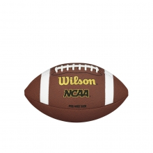 NCAA K2 Pattern Composite Football - Pee Wee by Wilson