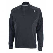 Hitting Aces Long Sleeve 1/4 Zip by Wilson