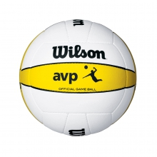 AVP Game Volleyball by Wilson