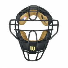 New-View Steel Umpire Mask by Wilson