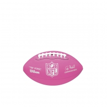 NFL Mini Pink Football by Wilson