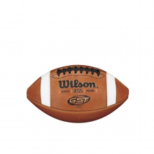 K2 GST Leather Football - Pee Wee by Wilson
