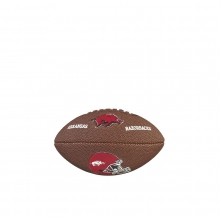 NCAA Soft Touch Mini Football by Wilson
