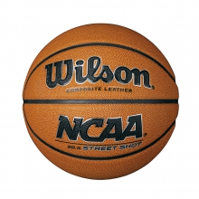 "NCAA Street Shot Basketball (28.5"") by Wilson"