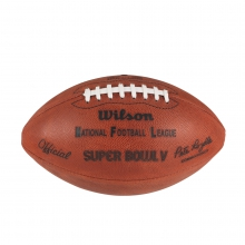 Super Bowl V Game Football - Baltimore Colts by Wilson