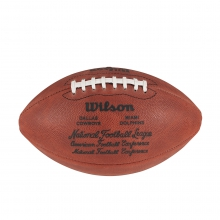 Super Bowl VI Game Football - Dallas Cowboys by Wilson
