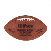 Super Bowl XVI Game Football - San Francisco 49ers by Wilson