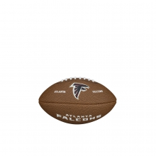 NFL Team Logo Mini Size Football - Atlanta Falcons by Wilson