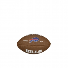 NFL Team Logo Mini Size Football - Buffalo Bills by Wilson