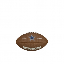 NFL Team Logo Mini Size Football - Dallas Cowboys by Wilson