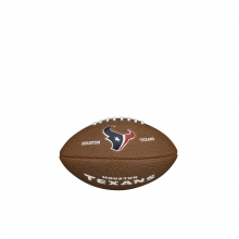 NFL Team Logo Mini Size Football - Houston Texans by Wilson