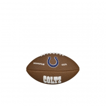 NFL Team Logo Mini Size Football - Indianapolis Colts by Wilson