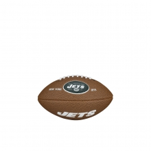 NFL Team Logo Mini Size Football - New York Jets by Wilson