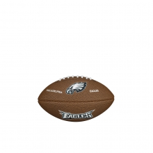 NFL Team Logo Mini Size Football - Philadelphia Eagles by Wilson