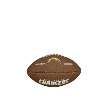 NFL Team Logo Mini Size Football - San Diego Chargers by Wilson in Sunnyvale Ca