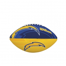 NFL Team Logo Junior Size Football - San Diego Chargers by Wilson in Sunnyvale Ca