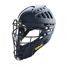 Shock FX 2.0 Matte Umpire Helmet by Wilson