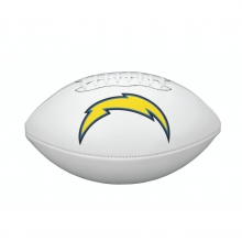 NFL Team Logo Autograph Football - Official, San Diego Chargers by Wilson in Sunnyvale Ca
