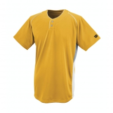 S200 Double Bar Mesh 2-Button Jersey - Adult by Wilson