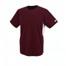 S300 Polyester Mesh Crew Neck Jersey - Youth by Wilson