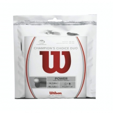 Champions Choice Duo Hybrid String Set by Wilson