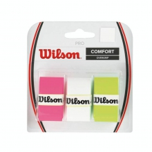 Pro Overgrip, 3 Pack by Wilson