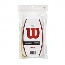 Pro Overgrip White - 30 Pack by Wilson