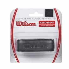 Cushion Aire Classic Perforated Black - 1 Pack by Wilson