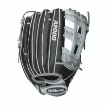 "A2000 FP1275 Super Skin 12.75"" - Right Hand Throw by Wilson"